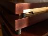 PAB reference AVP − oak veneer, brown