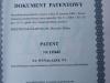Patent na platformę antywibracyjną PAB