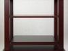 PAB AVSS table w okleinie klonowej, brąz półmatowy