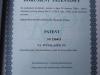 Patent na stolik antywibracyjny PAB