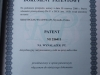 Patent für PAB AVSS table